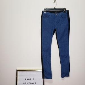 Kate Spade Saturday two toned jeans